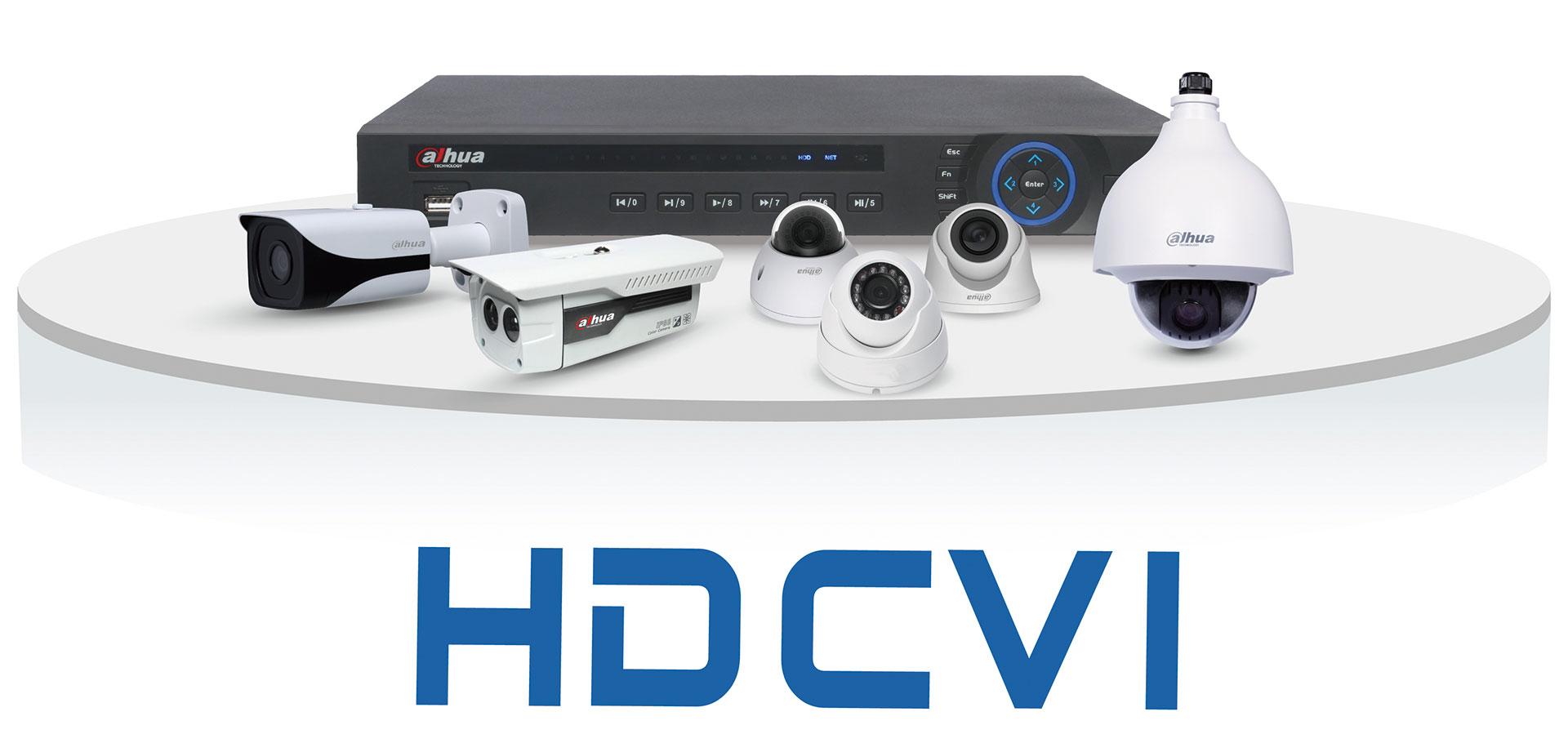 تکنولوژی HDCVI داهوا